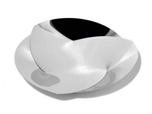 Alessi - ABI01 - Resonance Centrotavola in acciaio inossidabile 18/10 lucido.