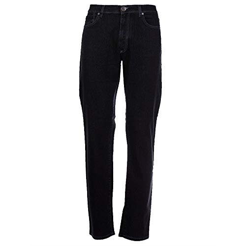 Jeans Uomo Vitamina Oliver Pu27 6280 1a, Nero, 54