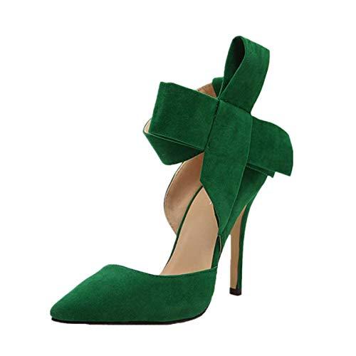 Sandalia Tacon Mujer Mariposas Kanlin1986 Zapatos
