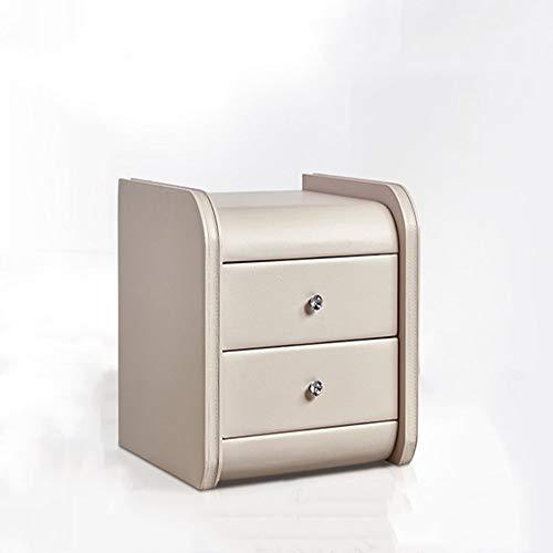 ZDAMN nachtkastje met lades gevild nachtkastje kleine nachtkastje moderne minimalistische slaapkamer opbergkast voor thuis, slaapkamer accessoires, kantoor, college slaapbank nachtkastje