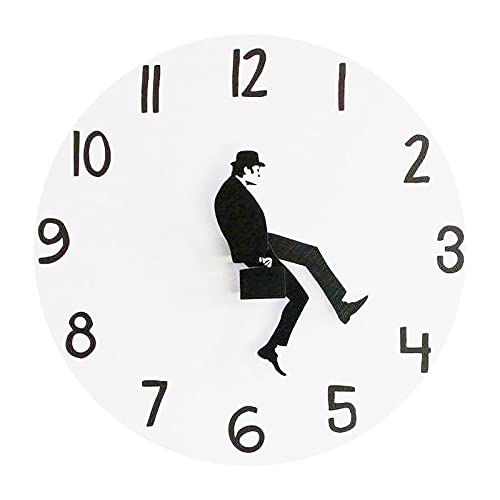 luminiu Reloj de pared inspirado en las...