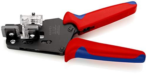 KNIPEX 16 60 05 SB Outil /à d/énuder pour c/âbles coaxiaux 105 mm
