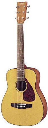 Yamaha FG JR1 3/4 Size Acoustic Guitar with Gig Bag - (Natural)