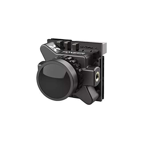 Wpond Foxeer Razer Micro 1/3 CMOS Lente 1.8mm 1200TVL 4: 3/16: 9 NTSC / PAL Cámara FPV conmutable para RC Drone 1.8MM / 16: 9