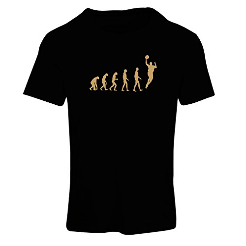 Vrouwen T-shirt Evolution Basketball - Street Basket, ik hou van dit spel, geweldig fancadeau