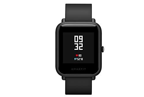 Relógio Smartwatch Xiaomi Amazfit Bip Pace Lite Global Preto