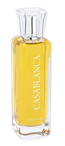 Casablanca Swiss Arabian Eau de Parfum, Spray, 100 ml