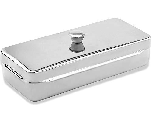 Beauty-Instrumentenschale Hygiene-Box mit Deckel