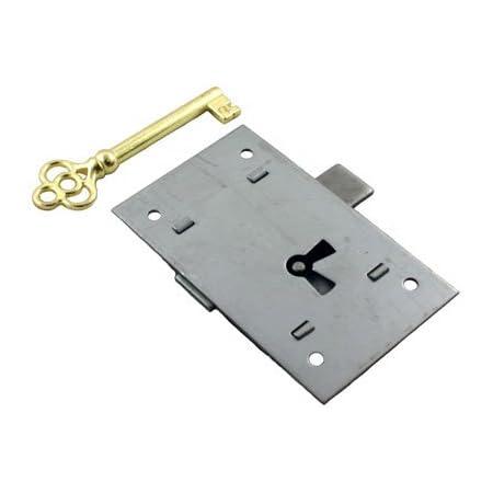 Large Heavy Metal Key Large Metal Skeleton Lock Key