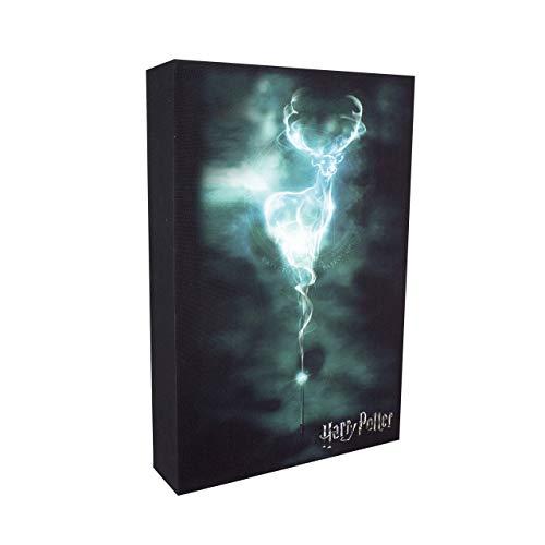 Paladone Luminart lampara Patronus Harry Potter Mehrfarbig