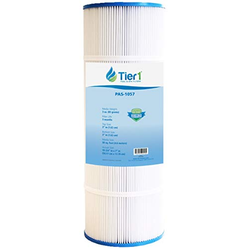 Tier1 Replacement for Hayward Star Clear C500, Filbur FC-1240, PA50, Unicel C-7656 Filter Cartridge