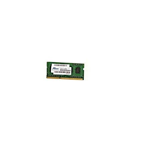 1 GB de memoria RAM para ordenador portátil, ASint TM SSY3128M8 EDJEF SODIMM, DDR3, CL9, PC 3-10600S 1333MHz
