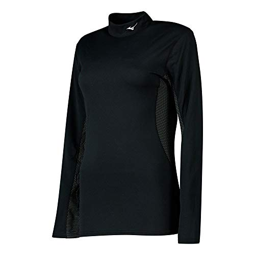 Mizuno Maillot Breath Thermo Middle weight Lady - XS