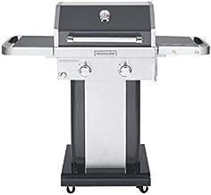 KitchenAid 720-0891H Full-Size Propane Gas Grill, Slate