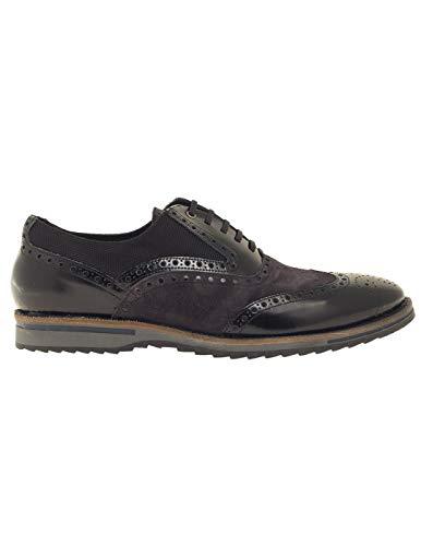 Zapato de Cordón Hombre Cetti Florentic Negro