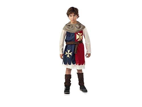 Limit Sport Ritterkostüm für Kinder Kinderkostüm Ritter Kostüm Gr. 116-146, Größe:116/122