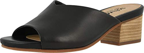 SoftWalk Parker Black 10 N (AA)