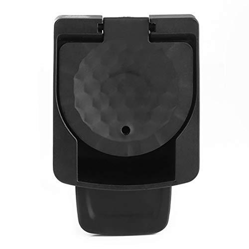 Adaptador de conversión de cápsulas de café para Nespresso compatible con Dolce Gusto - adaptador de cápsulas de café reutilizable, perfecto para viajes, camping o uso de oficina