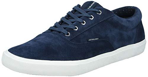 JACK & JONES Visoin 613768 - Zapatillas deportivas para hombre, color azul, color Azul, talla 45 EU