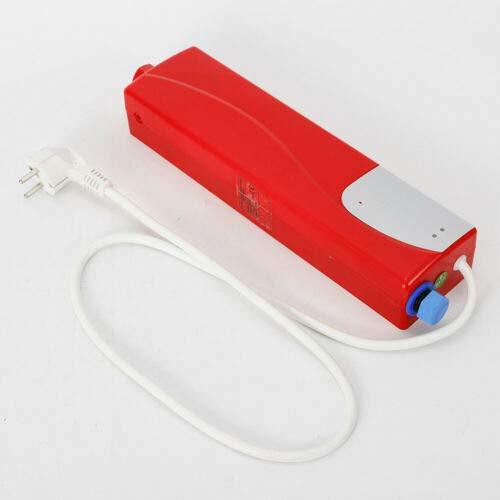 Mini-Warmwasserbereiter, 3000 W elektrischer Durchlauferhitzer für das Waschen der Badezimmerküche