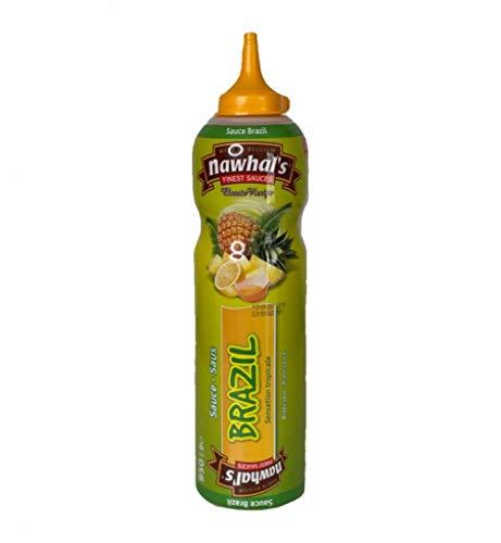 950ml Nawhals Brazil Sauce, Original Marke Nawhal's / Belgische Saucen
