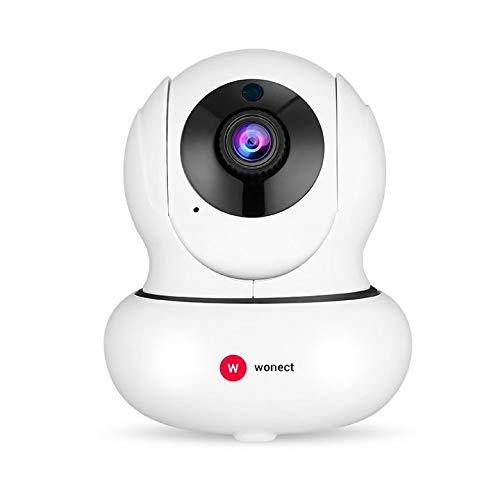 Camara IP Reconocimiento Facial Seguimiento automatico Full HD Wonect K21. Seguridad, vigilancia para casa, Oficina, hogar Facil Instalar Castellano