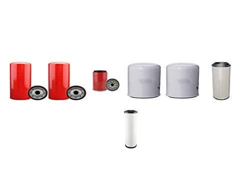 Atlas Copco Qas 300 Kompressor Filter Service Set mit Volvoeng