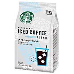 ネスレ日本 スターバックス コーヒー アイスコーヒー ブレンド 140g×12袋入×(2ケース)