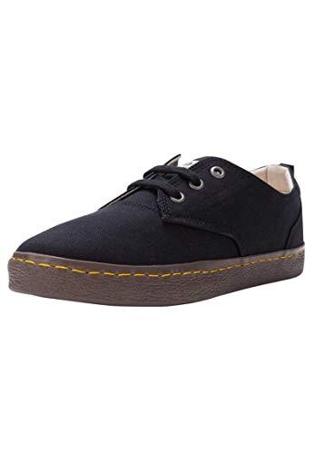Ethletic Unisex Sneaker Lo Fair Brody Jet Black 38 Fair | Vegan | Nachhaltig
