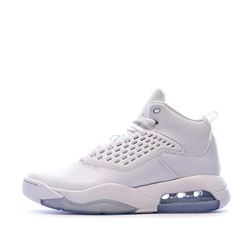 Nike Air Jordan Maxin 200 - Zapatillas deportivas altas para hombre, color blanco, Blanco (blanco), 46 EU