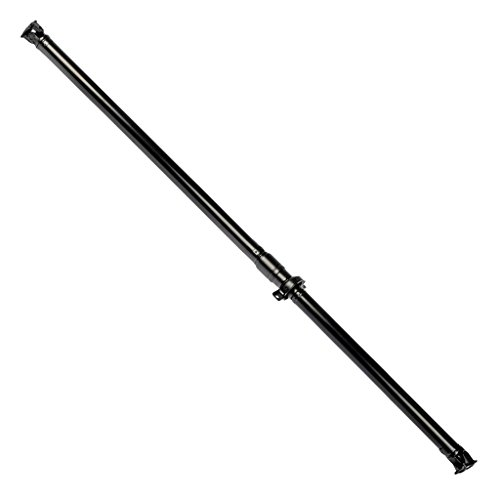 Detroit Axle - Brand New Complete Rear Drive Shaft Assembly for 1997-2001 Honda CR-V 10-Year Warranty - [B-0312]