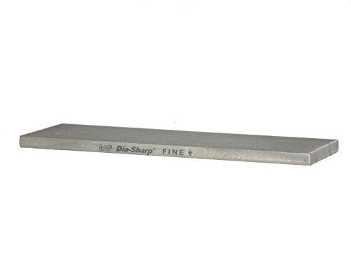 DMT D6cx 15,2 cm Dia-sharp double face gros/très épais Banc Pierre, argent, D6FX