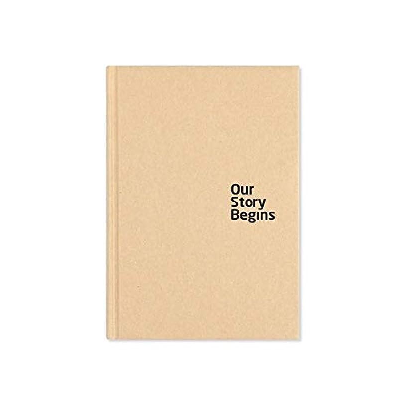 驚いた疫病カニExercise book クラシックノートブック575360974670純粋なクラフトペーパーシリーズハードカバーノートブックA5空白の内部ページシンプルなノートブックのひな形 notebook