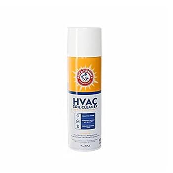 Arm & Hammer Biodegradable Aerosol Air Conditioner Spray 19 fl oz AC Coil Cleaner AHCC-19 by Diversitech