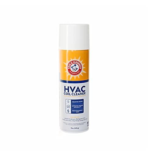 Arm & Hammer Biodegradable Aerosol Air Conditioner Spray, 19 fl. oz. AC Coil Cleaner, AHCC-19, by Diversitech