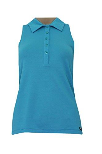 Bally Golf Poloshirt Damen Ärmellos (38)