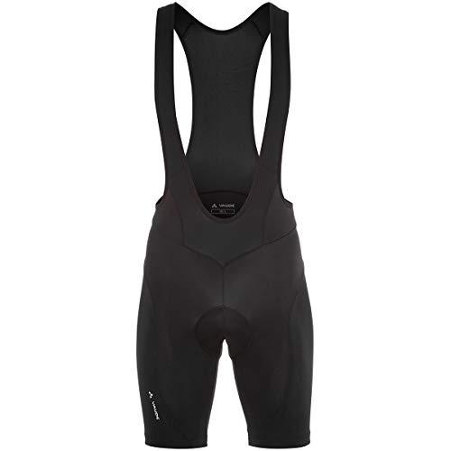 VAUDE Herren Hose Men\'s Active Bib Pants, black uni, XL, 04476