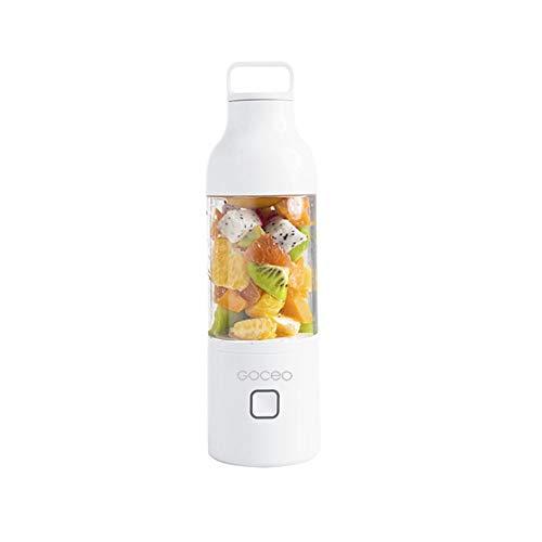 BSJZ USB Wiederaufladbare Entsafter Tasse Personal Blender Tragbare 4 Klingen Super Leicht Zu Reinigen Ideal Für Thanksgiving Geschenke