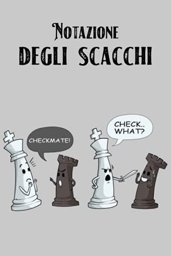 Notazione degli scacch: Libro 6x9 per registrare le tue partite ai tornei o partite private nel club, fino a 59 partite di scacchi possono essere registrate