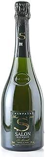 サロン ブランドブラン 1990 ラベル不良 ブラン ド ブラン シャンパン シャンパーニュ