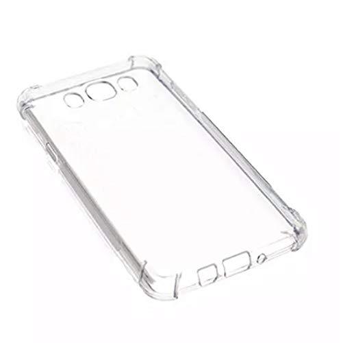 Capinha Silicone Transparente Antichoque Samsung J5 J510