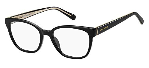 Tommy Hilfiger Gafas de Vista TH 1840 Black 52/18/145 mujer