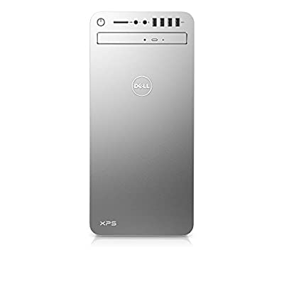 Dell XPSE8910-7942SLV Desktop (6th Gen Intel Core i7, 16GB RAM, 2 TB HDD) NVIDIA GeForce GTX 1070, Silver