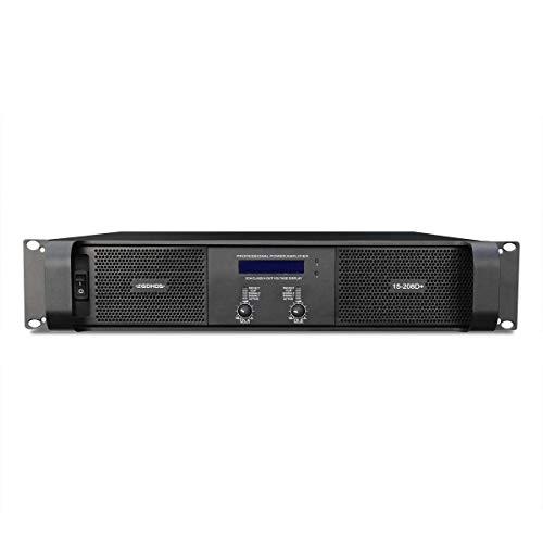 Great Deal! GDHD 15-208D+ 2 Channel Power Amplifier(800W 8Ω / 1200W 4Ω)