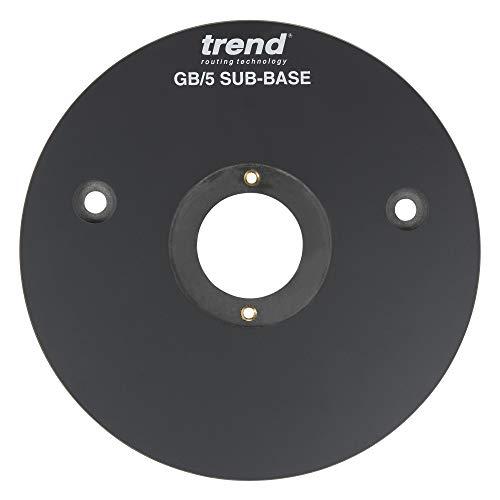 Trend Sub Base System Completer met 2 Line Up Pins en Line Up Bush