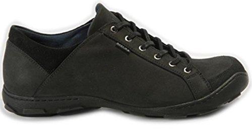 Badura sehr Bequeme und Elegante Herrenschuhe in der schwarzer Farbe - 3176-054 (45 EU)