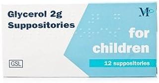 Glycerol Suppositories Child 2g