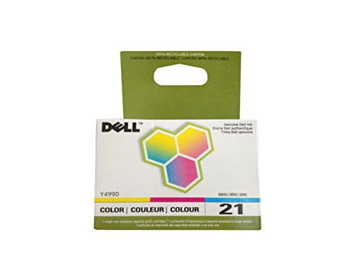 Dell XG8R3 Ink Cartridge Cyan, Yellow, Magenta 1pack in Retail packing