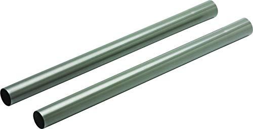 Nilfisk 107400032 Verlängerungsrohr Extension Tube (Durchmesser 36 mm, Länge 500 mm, 2 Stück, Staubsaugerzubehör) D36X500