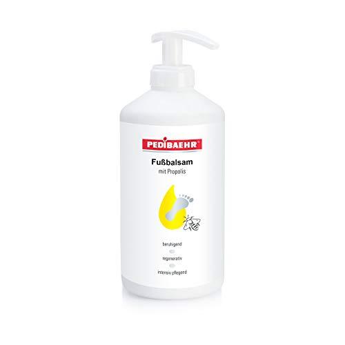 PEDIBAEHR Fußbalsam mit Propolis 500 ml Spenderdose